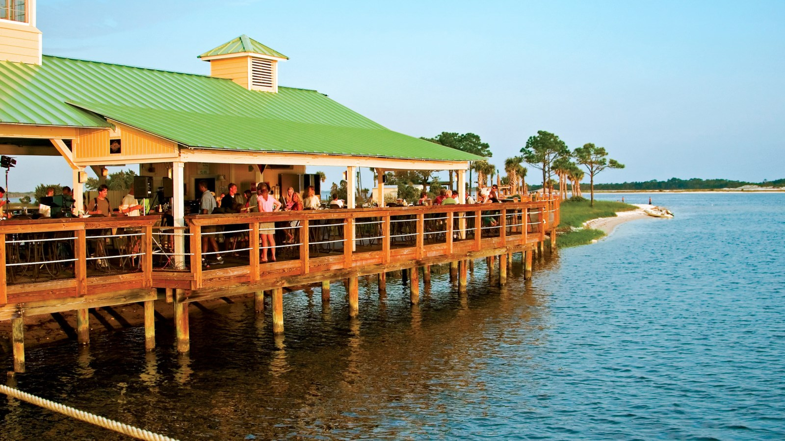 Sheraton Bay Point Resort - Restaurants