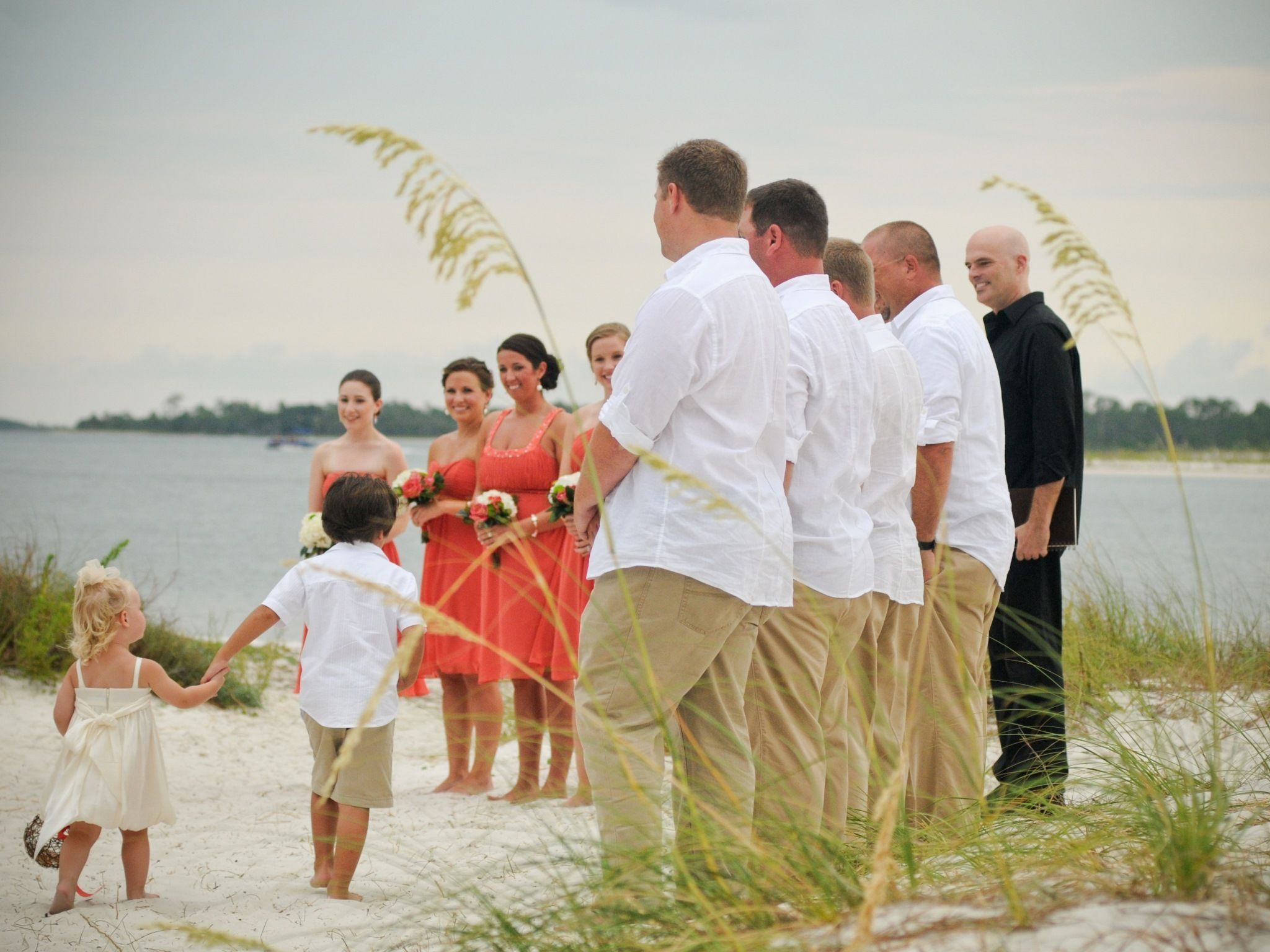 Sheraton Bay Point Resort - Weddings